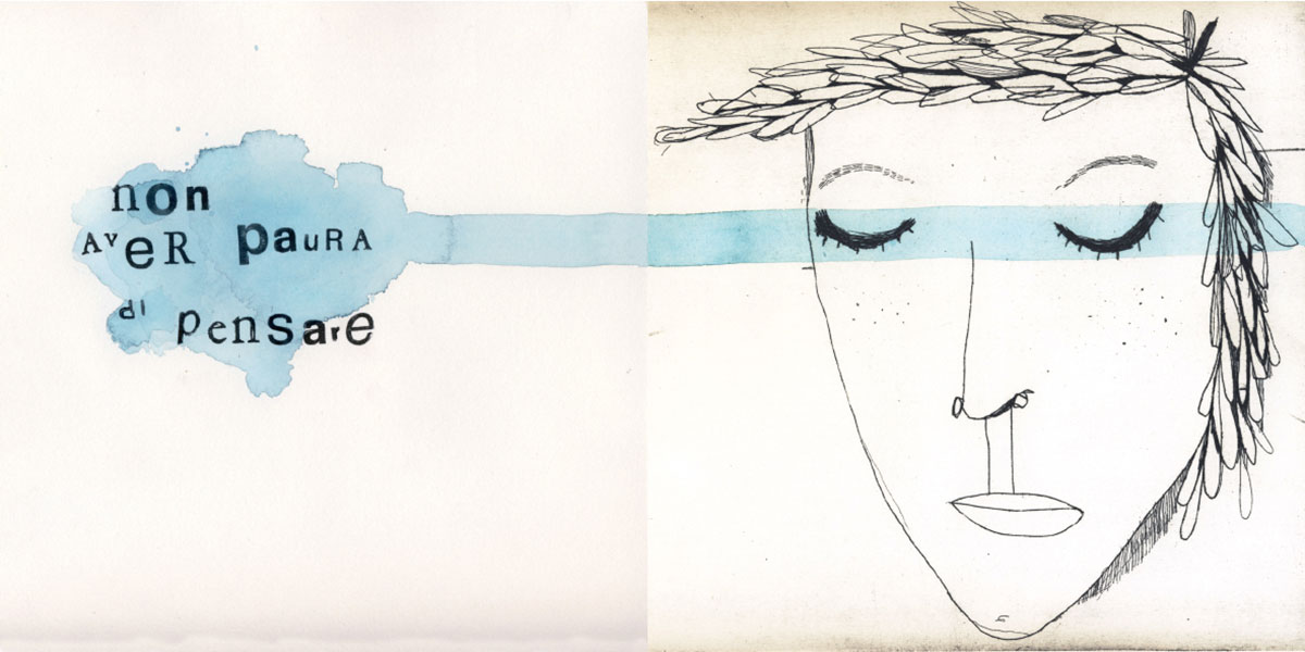 Non aver paura, 2009 - Chiara Armellini