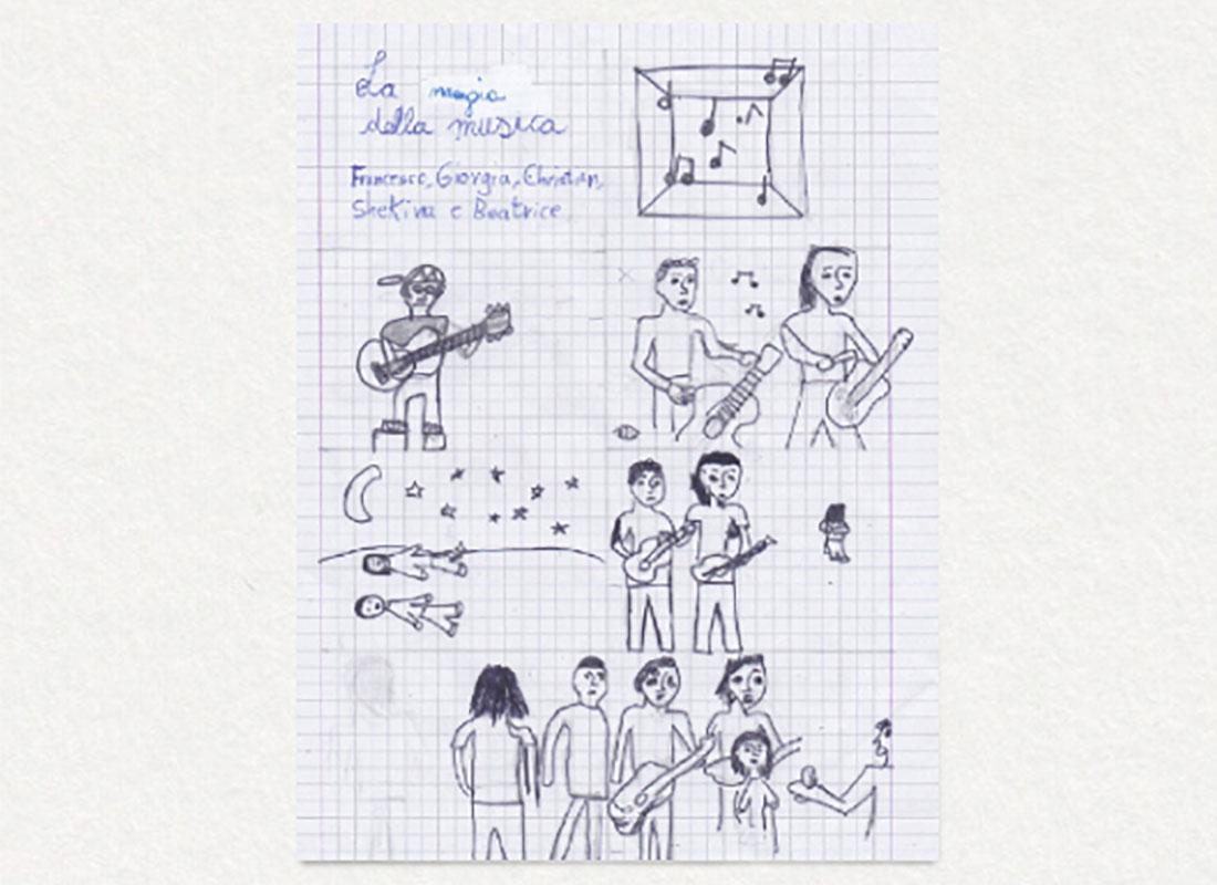 Il cinema a scuola, 2013 - Chiara Armellini