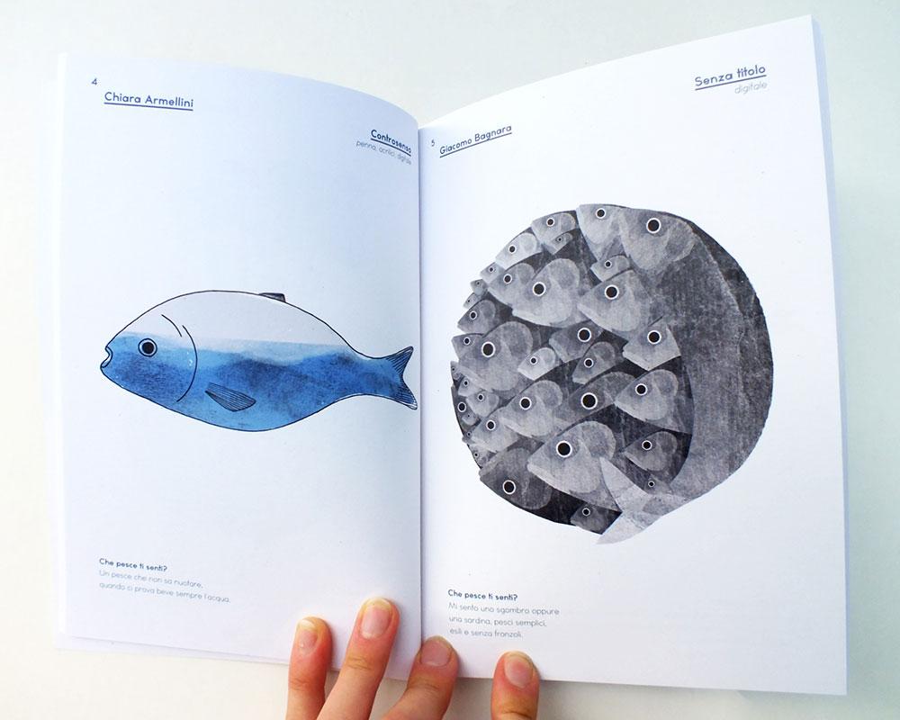 Muro come un pesce, 2012 - Chiara Armellini