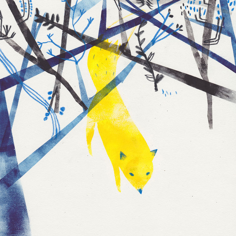 Yellow Fox, 2012 - Chiara Armellini