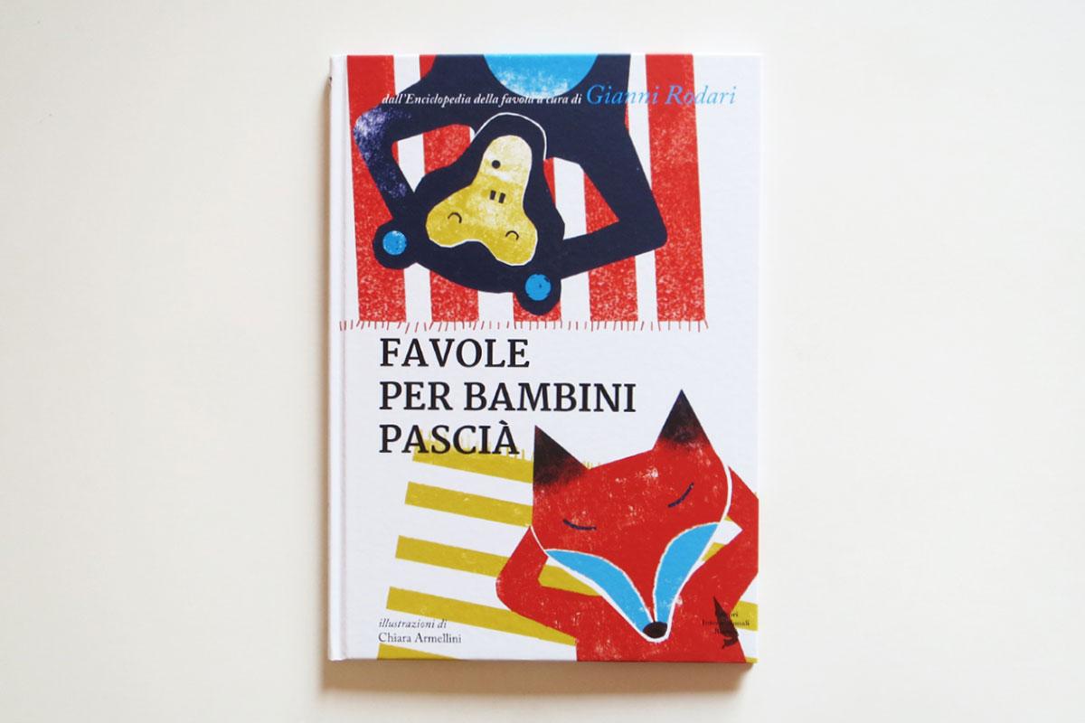 Favole per bambini pascià, 2013 - Chiara Armellini