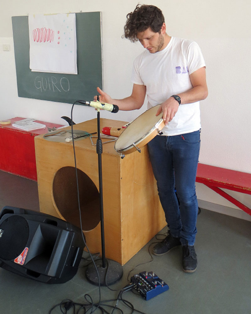 Musica a pezzetti, 2013 - Chiara Armellini