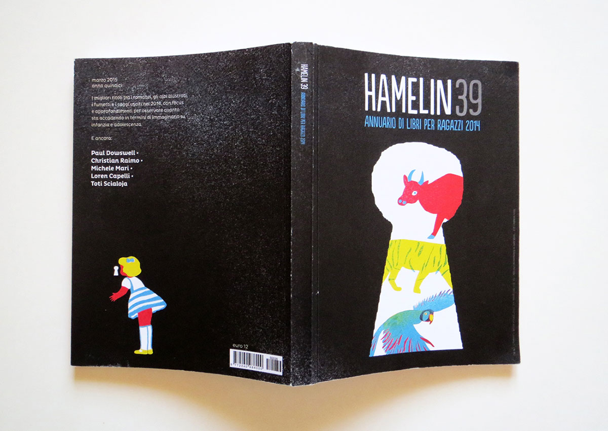 Hamelin 39, 2015 - Chiara Armellini