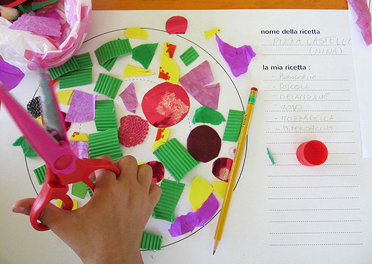 Salti in tavola, 2015 - Chiara Armellini