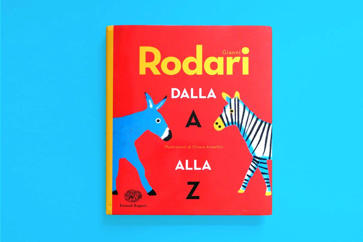 Rodari Dalla A alla Z, 2016 - Chiara Armellini