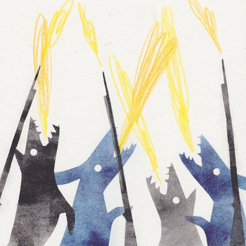 Yellow Fox, 2012 - Chiara Armellini