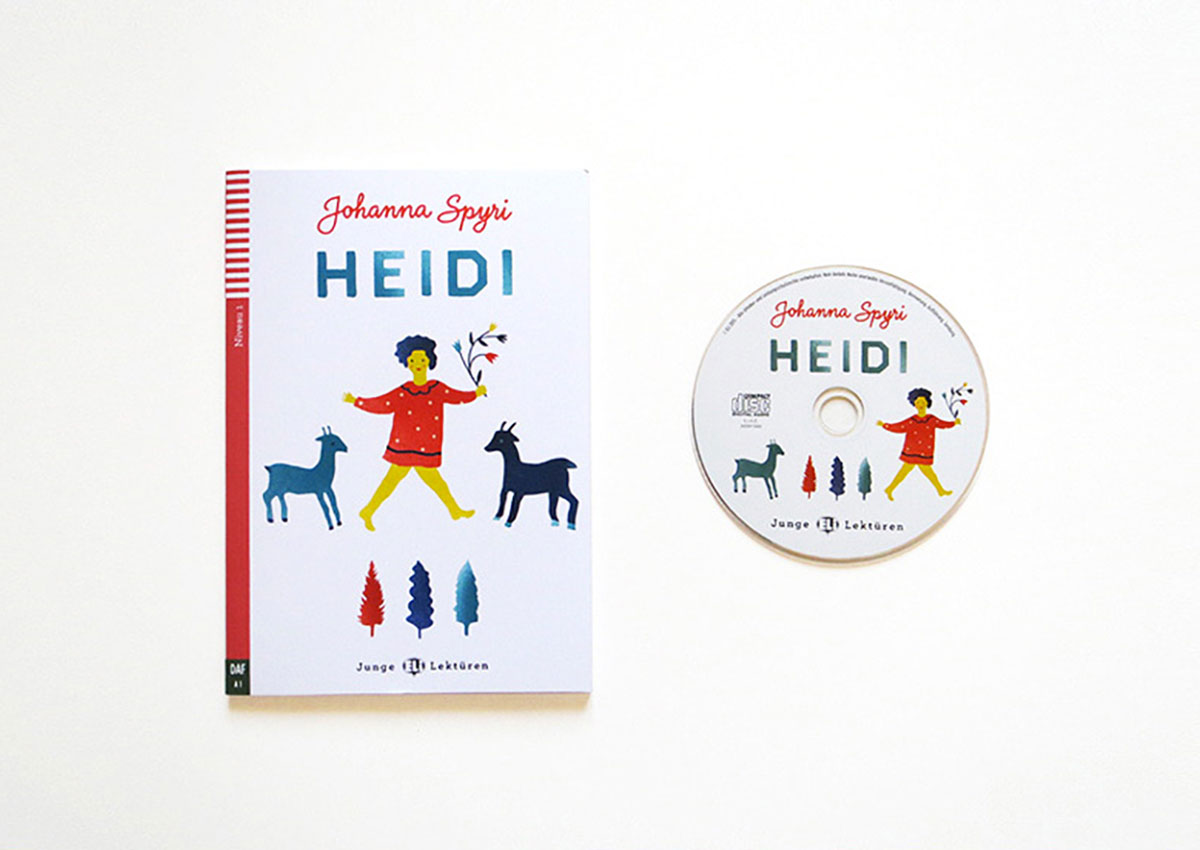 Heidi, 2015 - Chiara Armellini