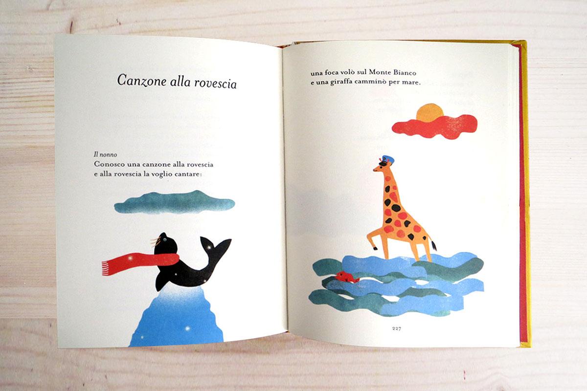 Rodari Il libro degli errori, 2017 - Chiara Armellini